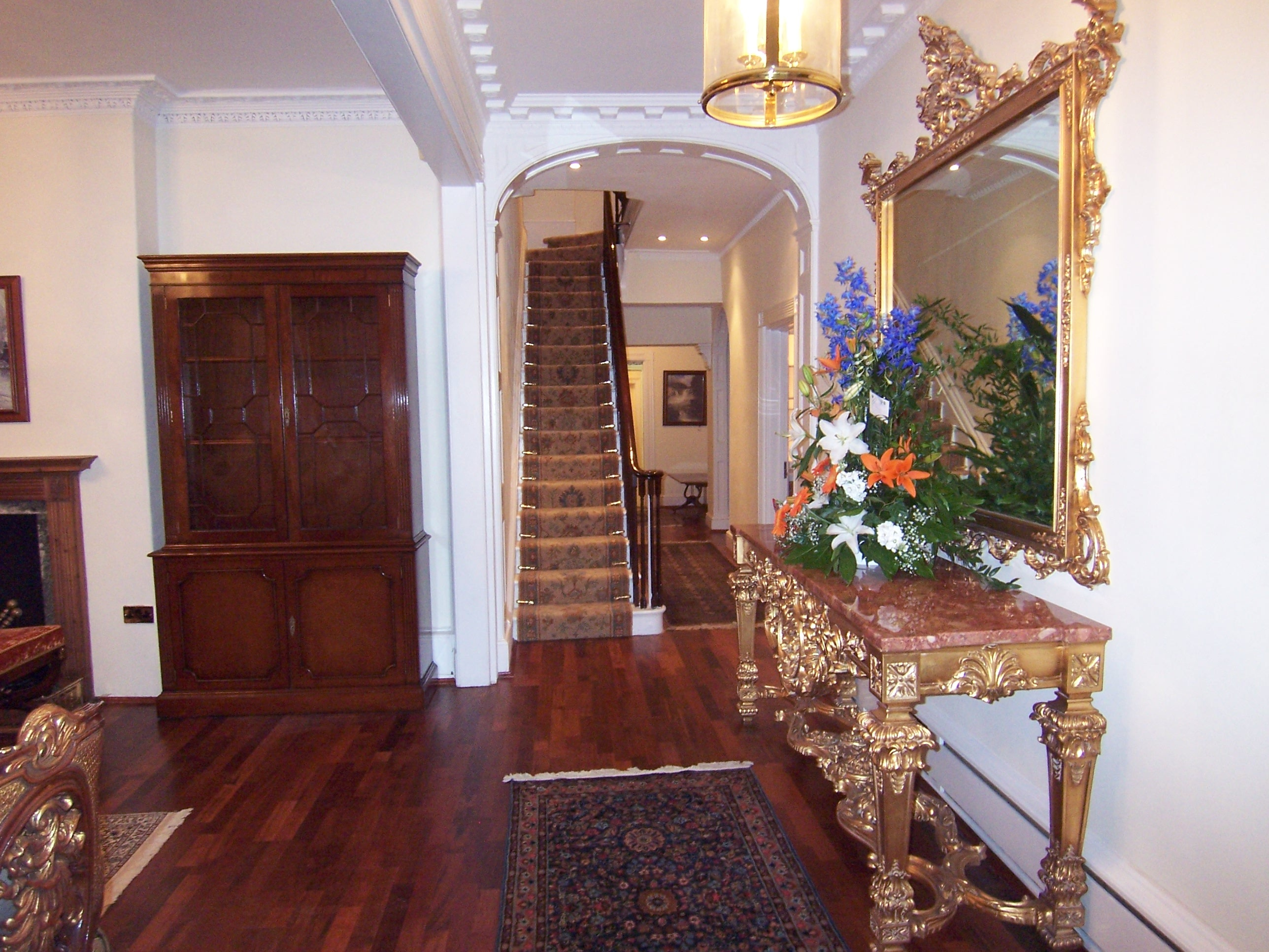 residential home internal space decoration deffufa decor