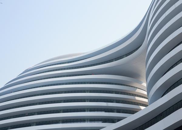 Zaha Hadid Architects Previous Next View Larger Image