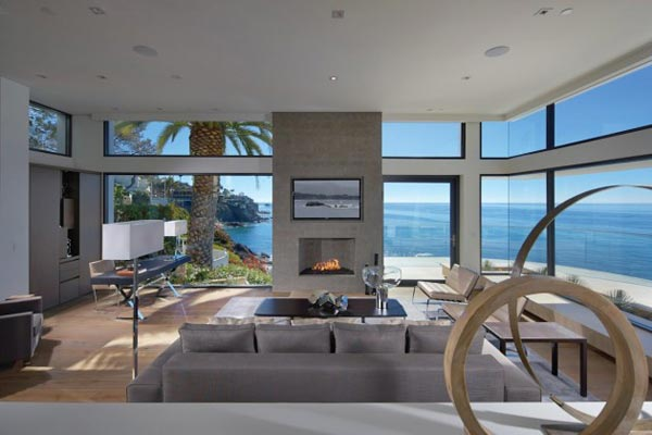 laguna beach residence by horst architects and aria design deffufa decor