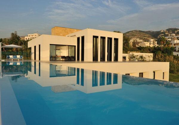 Summer Beach House Fidar In Lebanon By